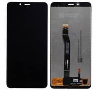 Дисплей Xiaomi Redmi 6, Redmi 6A с сенсором (тачскрином) черный