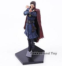 Статуэтка Доктора Стрэнджа. Модель Doctor Strange, action фигурка 23см масштаб 1/10 Мстители, фото 3