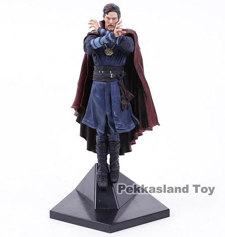 Статуэтка Доктора Стрэнджа. Модель Doctor Strange, action фигурка 23см масштаб 1/10 Мстители, фото 2