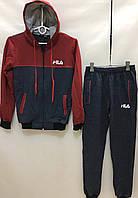 Спортивный костюм детский оптом 6-7-8-9-10 лет 785