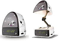 Радио-часы с лампой ночником VITEK VT-3509