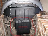 Захист КПП Audi A6 C5 1997-2004 АКПП 1.8, 2.4, 2.8, 1.8T, 1.9D, 2.5D Гарантована якість
