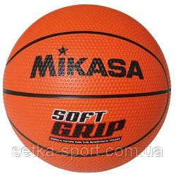 М'яч баскетбольний Mikasa BD1000-C розмір 7