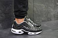 Мужские кроссовки Nike Air Max Tn Black/White 46, фото 1