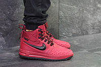 Мужские кроссовки Nike Lunar Force 1 Red, фото 1