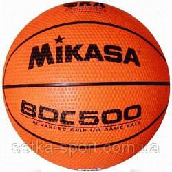 Баскетбольный мяч Mikasa BDC500 - размер 6