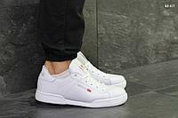 Кроссовки Reebok белые мужские, фото 1