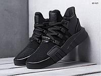 Кроссовки Adidas EQT Bask ADV (черные), фото 1