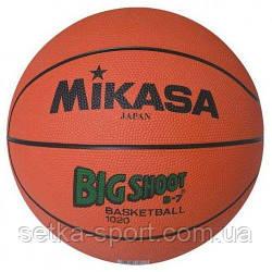 М'яч баскетбольний Mikasa 1020 - розмір 7