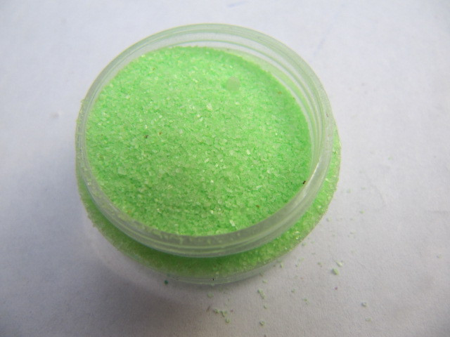 Бархатный песок салатовый
