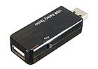 """USB тестер JUWEI J7-t (3.0V-30V; 0A-5.1A) / """"чёрный доктор"""" - измерение: A, V, ёмкости повербанка (мА*ч), Вт*ч, фото 5"""