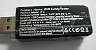 """USB тестер JUWEI J7-t (3.0V-30V; 0A-5.1A) / """"чёрный доктор"""" - измерение: A, V, ёмкости повербанка (мА*ч), Вт*ч, фото 6"""