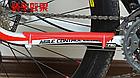 Универсальная вело / велосипедная пластмассовая накладка / защита пера от ударов цепи и повреждения ЛКП, фото 7