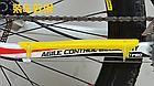 Универсальная вело / велосипедная пластмассовая накладка / защита пера от ударов цепи и повреждения ЛКП, фото 8