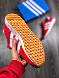 Чоловічі кросівки Adidas Iniki Runner Red, фото 4