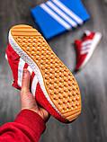 Мужские кроссовки Adidas Iniki Runner Red, фото 4