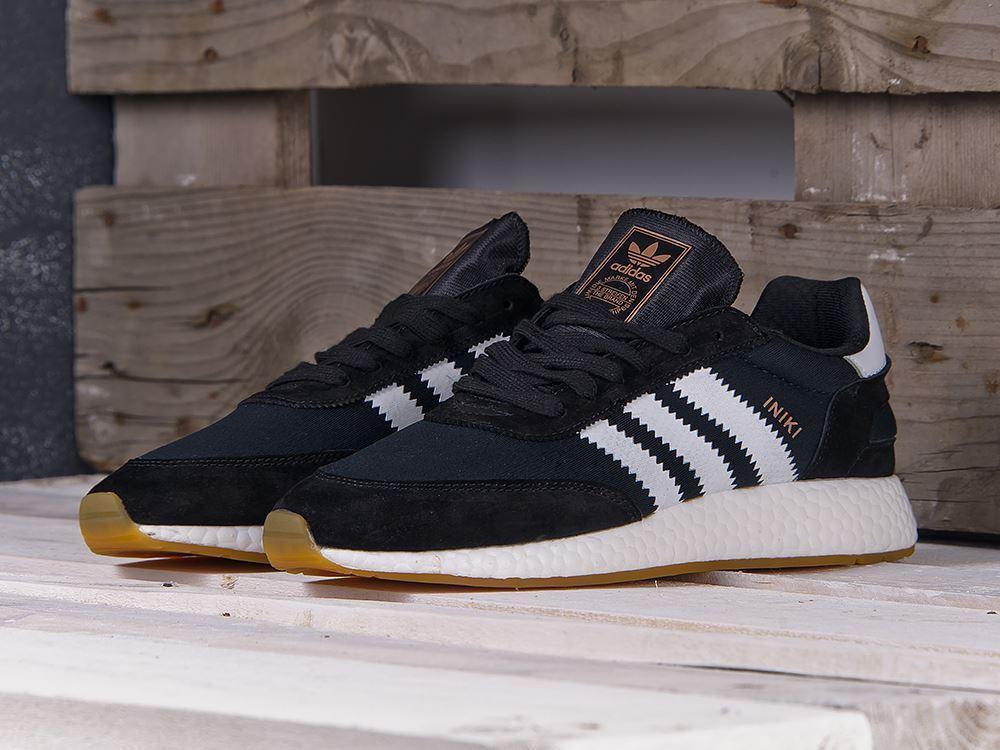 Чоловічі кросівки Adidas Iniki Runner Black/White