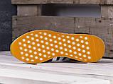 Чоловічі кросівки Adidas Iniki Runner Black/White, фото 5