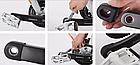 Защита / насадки / колпачки силиконовые для вело / велосипедных шатунов SOUL TRAVEL, фото 9