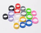 Силиконовые кольца для изоляции стыков труб (руль/вынос/подседельный штырь) SOUL TRAVEL пара:25-30 + 30-34 мм , фото 4