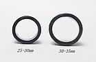 Силиконовые кольца для изоляции стыков труб (руль/вынос/подседельный штырь) SOUL TRAVEL пара:25-30 + 30-34 мм , фото 5