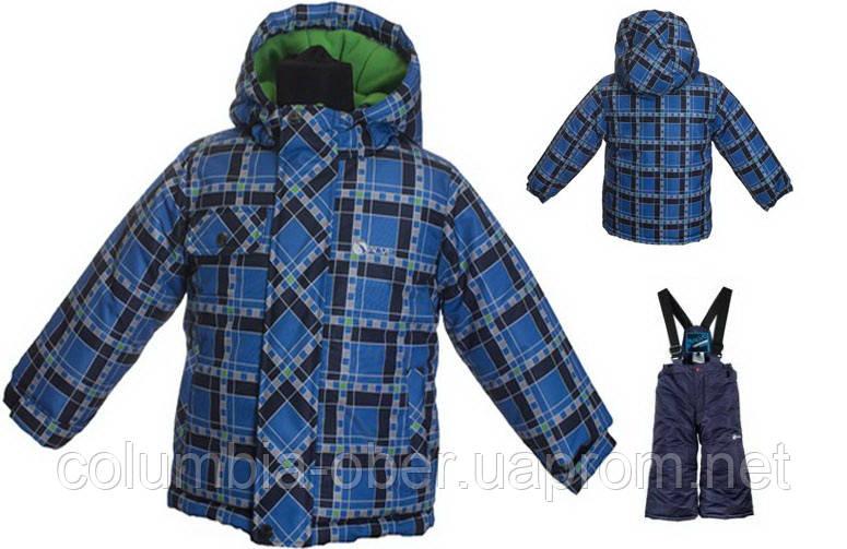 Детские зимние костюмы для мальчиков Salve by Gusti SWB 4858 DAPHNE. Размеры 92 - 128.