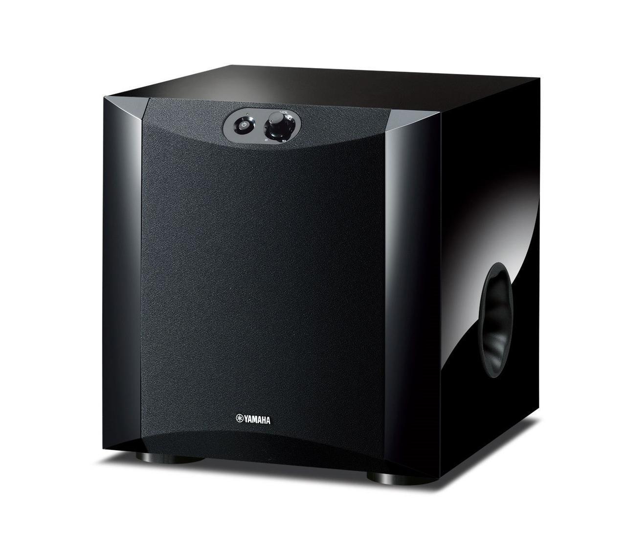 Активный сабвуфер Yamaha NS-SW200 Piano Black