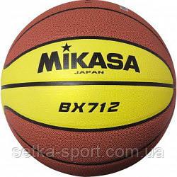 М'яч баскетбольний Mikasa BX712 - розмір 7