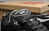 Кроссовки мужские New Balance 991 (черные), фото 2