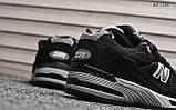 Кроссовки мужские New Balance 991 (черные), фото 3