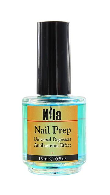 Nila Nail Prep Обезжириватель с антибакт.эффектом, 15мл.
