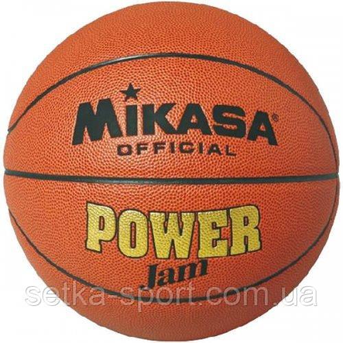 М'яч баскетбольний Mikasa BSL10G - розмір 7