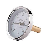 "Термометр SD Plus  63мм 1/2"" 50 мм, заднее подключение"
