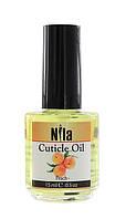 Nila Cuticle Oil Масло для кутикул Peach (персик) 12мл, 0.5oz