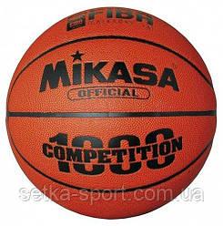 М'яч баскетбольний Mikasa BQC1000 - розмір 6