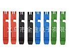 """Бортировочная лопатка (1+1 → клещи) для снятия замка цепи 2-в-1 """"трансформер"""", ABS-пластик, толщина 7-8 мм, фото 3"""