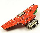 Адаптер переходник универсальная плата JUWEI KH-819 (JW-ZSB, JW-025) для разных USB-разъемов, фото 6