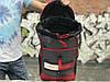 Чоловічий рюкзак сірого кольору, фото 3