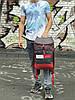 Чоловічий рюкзак сірого кольору, фото 4