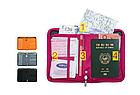 Органайзер туристичний / дорожній / авіа для документів квитків паспортів компактний 18,5 * 13 см, фото 2