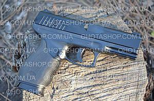 Пневматичний пістолет KWC KM 46 пластик