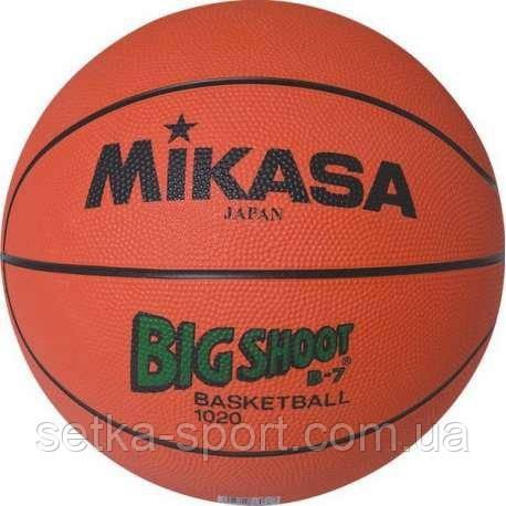 М'яч баскетбольний Mikasa 620 - розмір 6