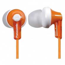 Наушники Panasonic (RP-HJE118GU-D) Orange