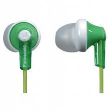 Наушники Panasonic (RP-HJE118GU-G) Green