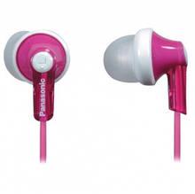 Наушники Panasonic (RP-HJE118GU-P) Pink