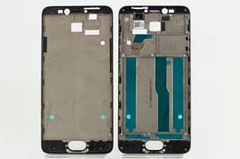 Рамка дисплея Meizu M5s черная