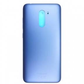Задняя крышка Xiaomi Pocophone F1 синяя, Steel Blue, Оригинал Китай, фото 2