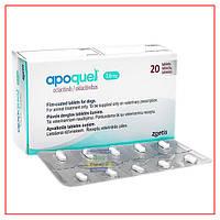 Апоквел (Apoquel) 16 мг для собак (10 таблеток - блистер)