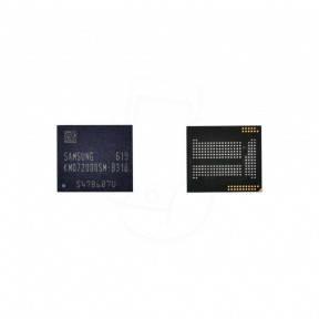 Микросхема памяти KMQ7200SM-B316 для LG H502 Magna Y90, H540F G4 Stylus Dual, X155 Max, фото 2