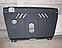 Захист двигуна LEXUS RX400 2003-2009 (двигун+КПП), фото 4